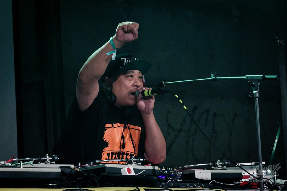 #01 DJ Babu, Hip Hop Kemp, 2015