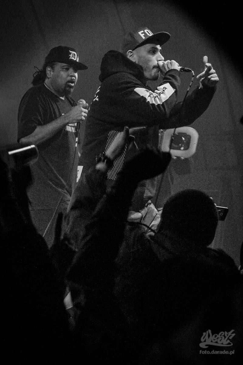 #09 Evidence x Rakaa Iriscience, Hip Hop Kemp, 2015