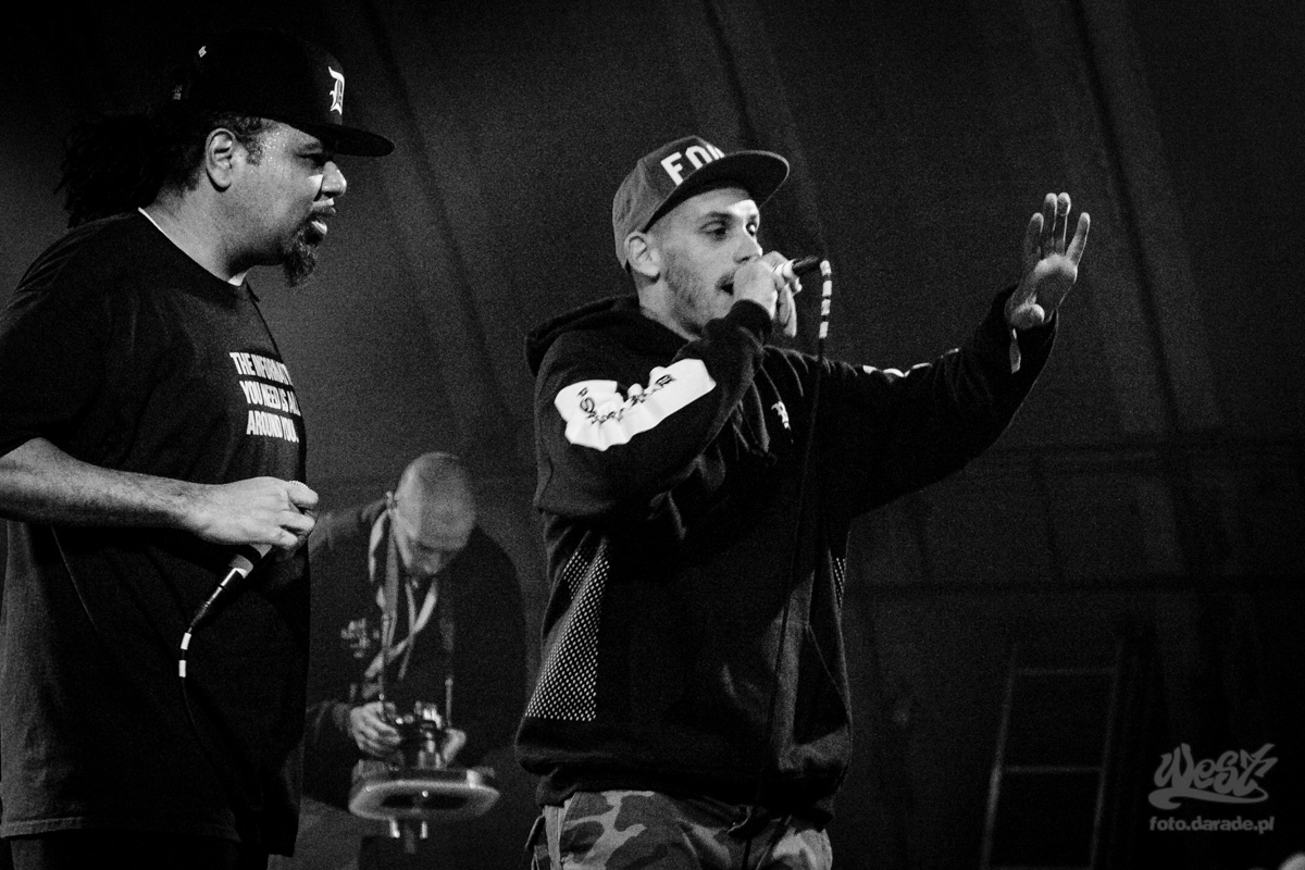 #10 Evidence x Rakaa Iriscience, Hip Hop Kemp, 2015