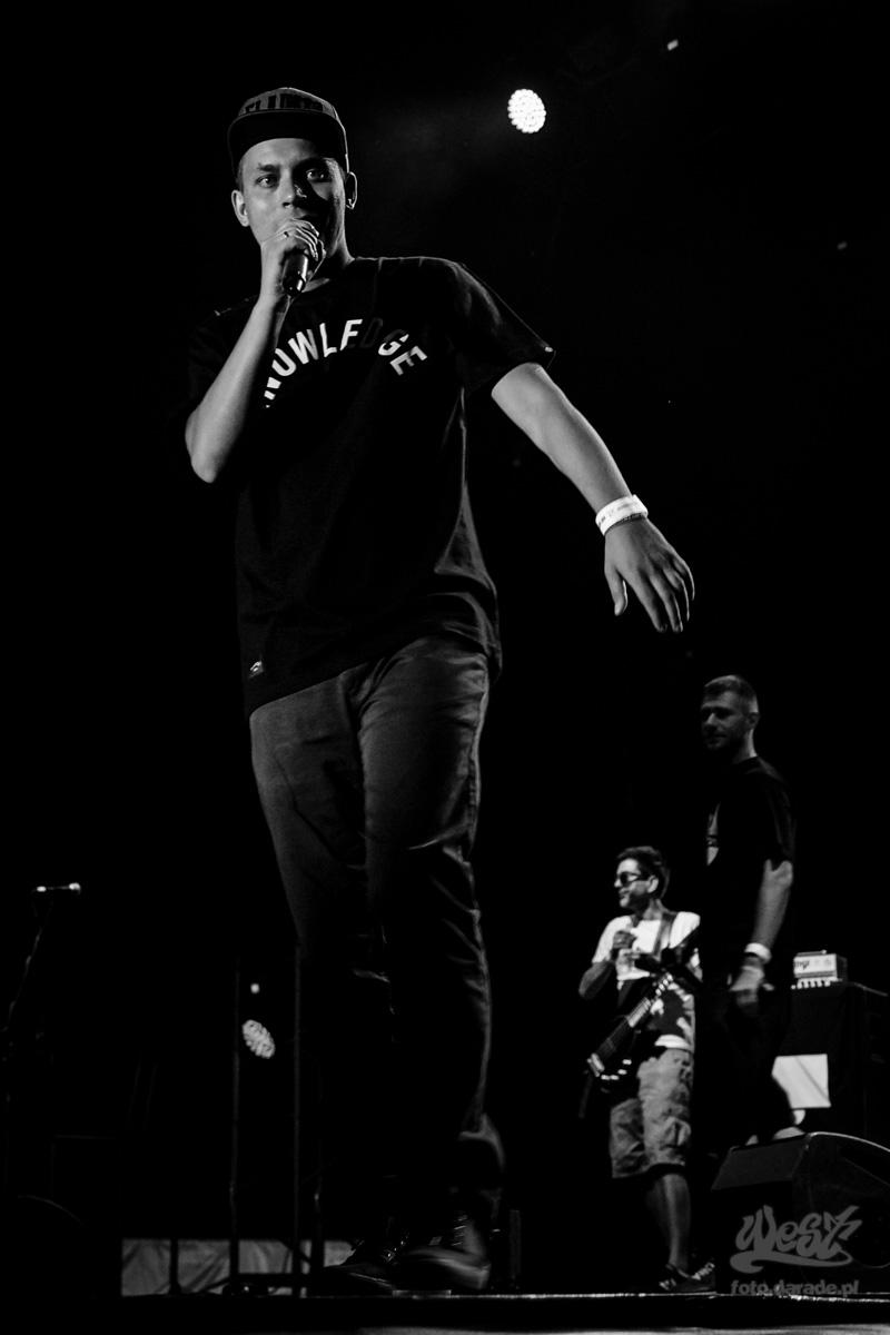 #01 Bisz B.O.K x B.O.K Band, Hip Hop Kemp, 2015