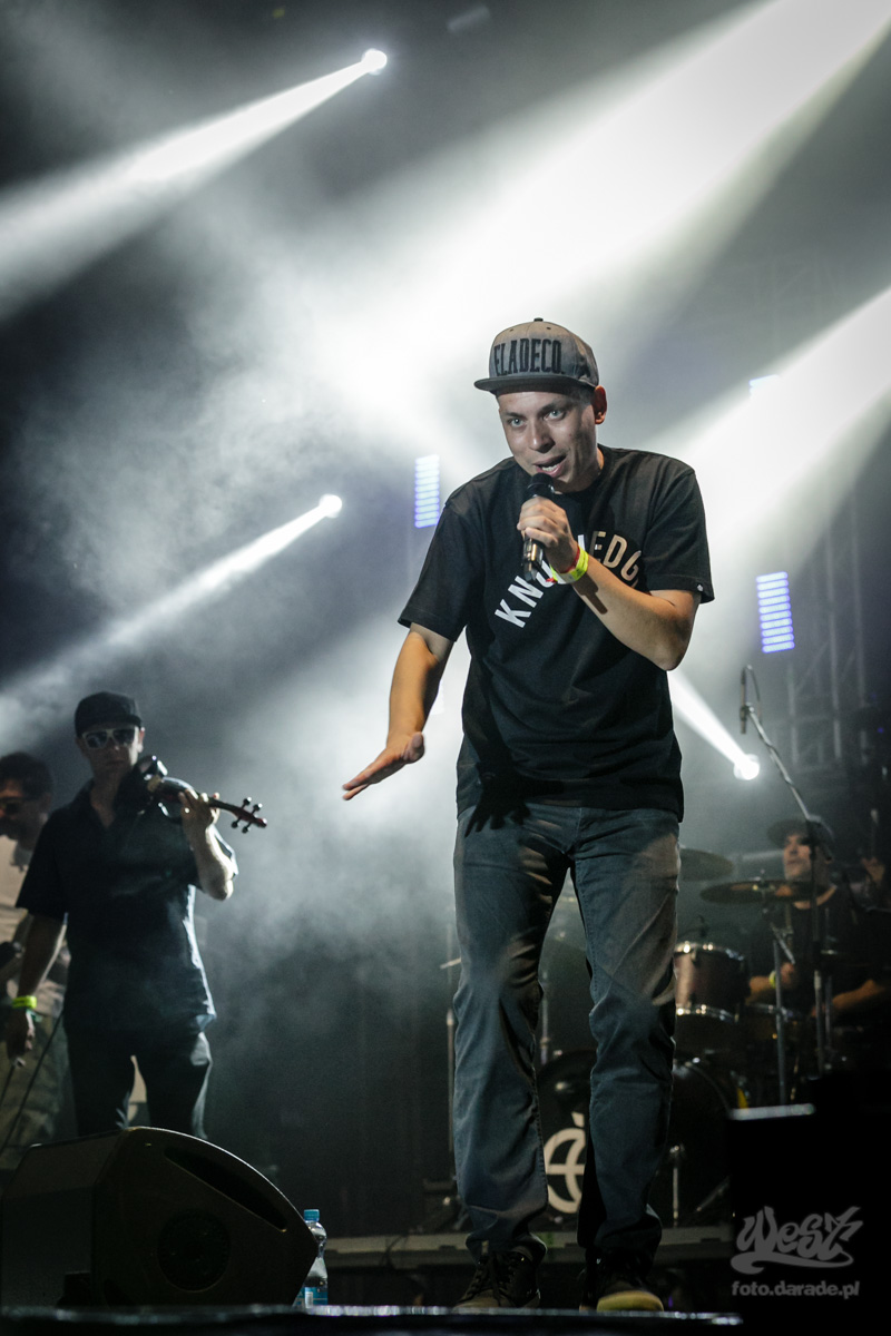 #13 Bisz B.O.K x B.O.K Band, Hip Hop Kemp, 2015
