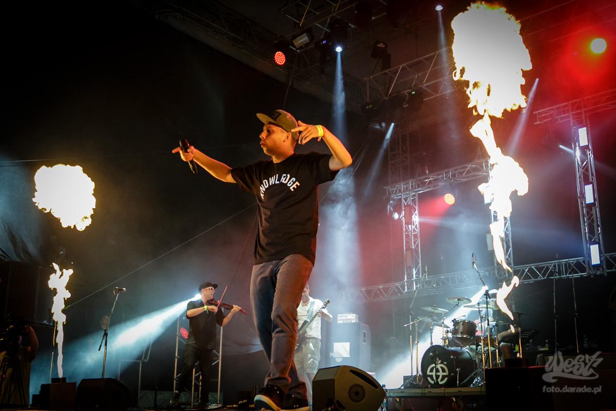 #20 Bisz B.O.K x B.O.K Band, Hip Hop Kemp, 2015