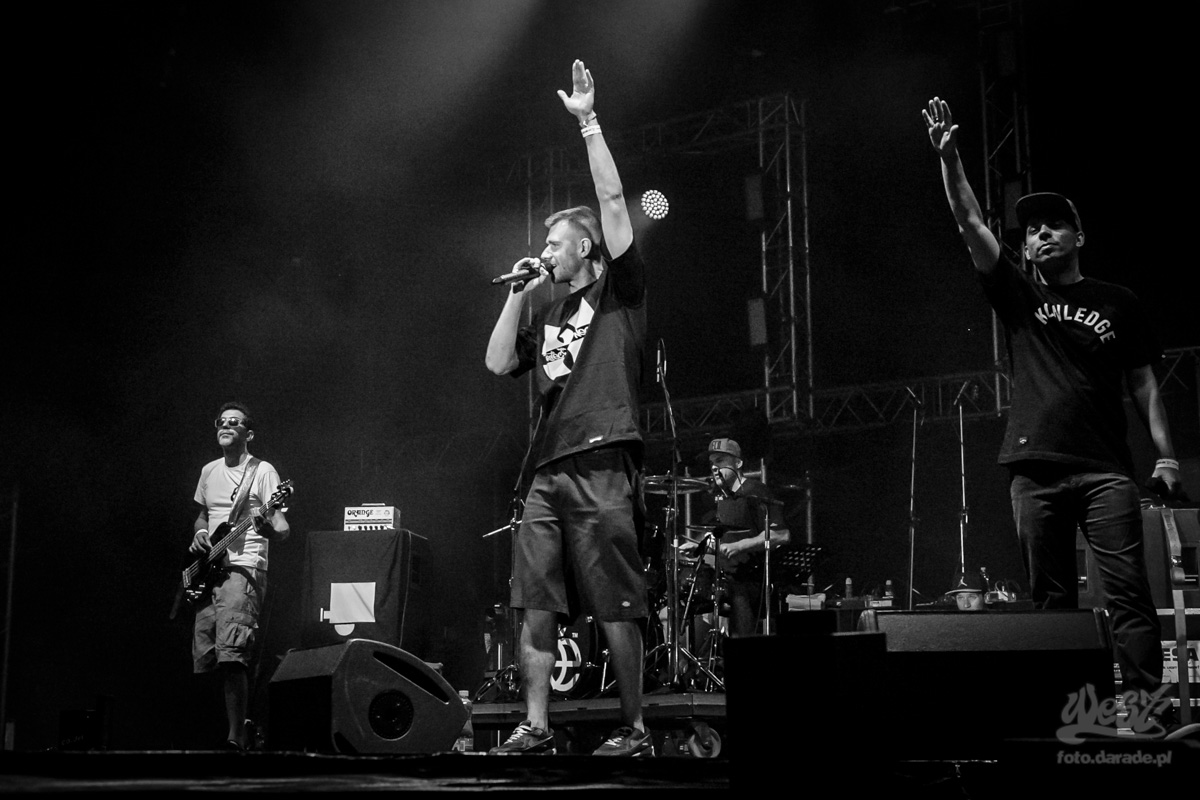 #25 Bisz B.O.K x Oer B.O.K x B.O.K Band, Hip Hop Kemp, 2015