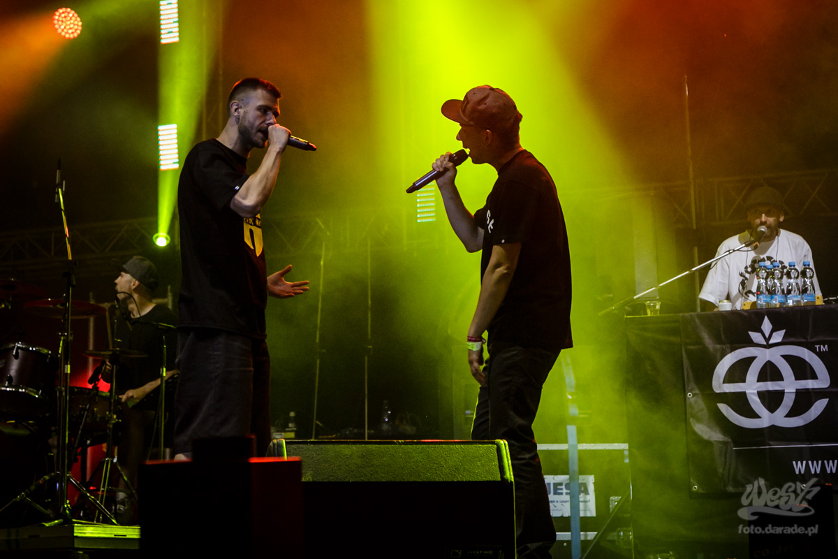#26 Bisz B.O.K x Oer B.O.K x B.O.K Band, Hip Hop Kemp, 2015