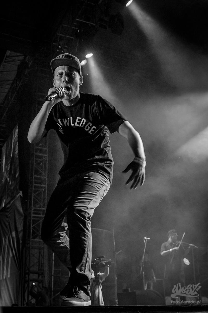 #27 Bisz B.O.K x B.O.K Band, Hip Hop Kemp, 2015