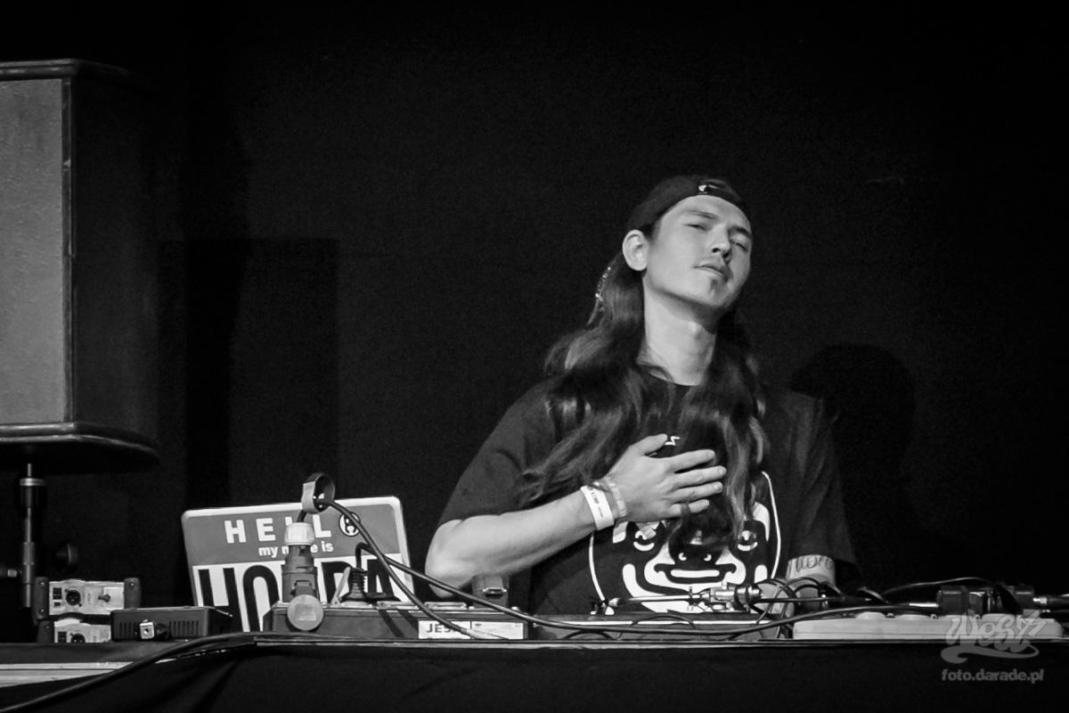 #02 DJ Hoppa, Hip Hop Kemp, 2015