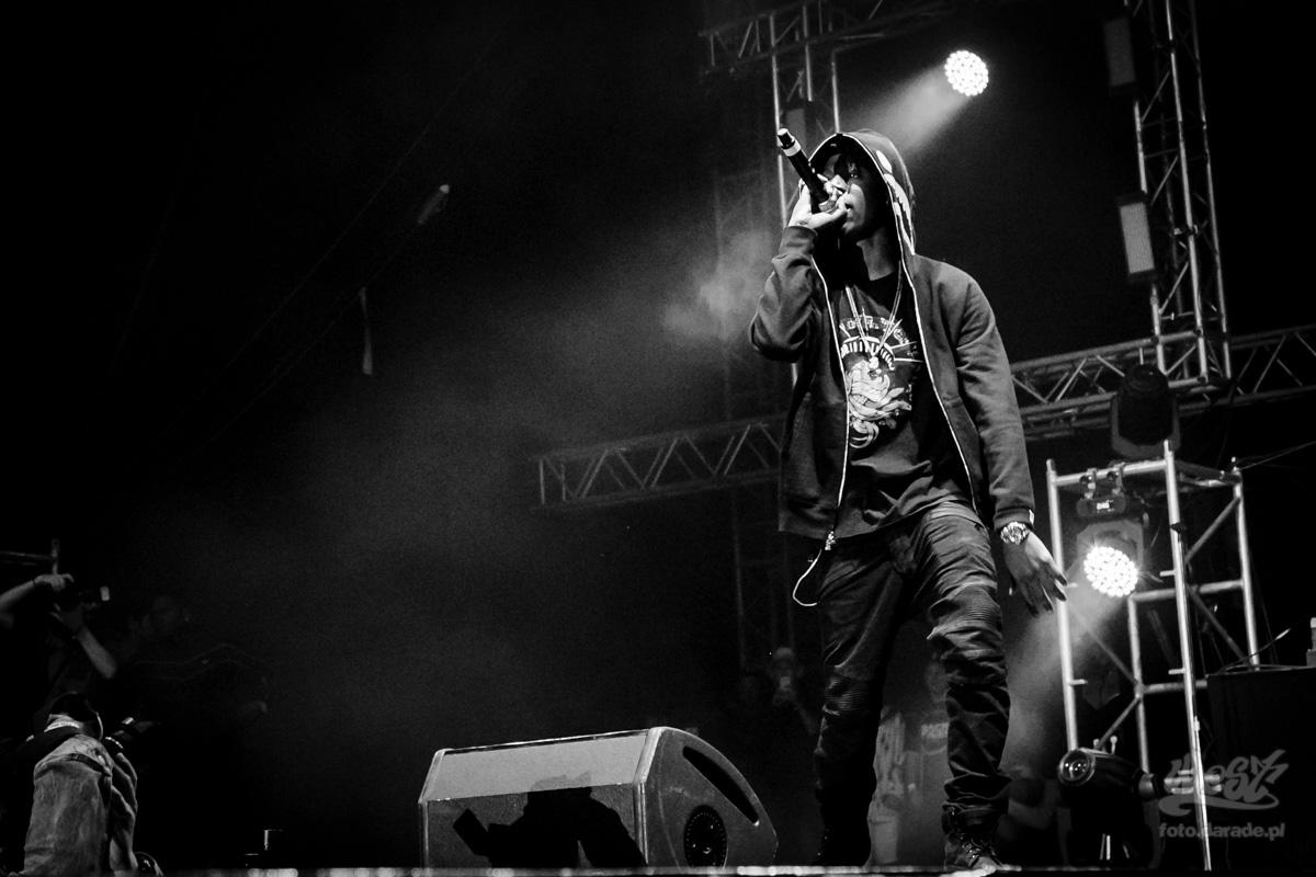 #03 Joey Badass, Hip Hop Kemp, 2015