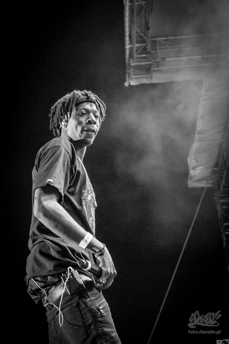 #05 Joey Badass, Hip Hop Kemp, 2015