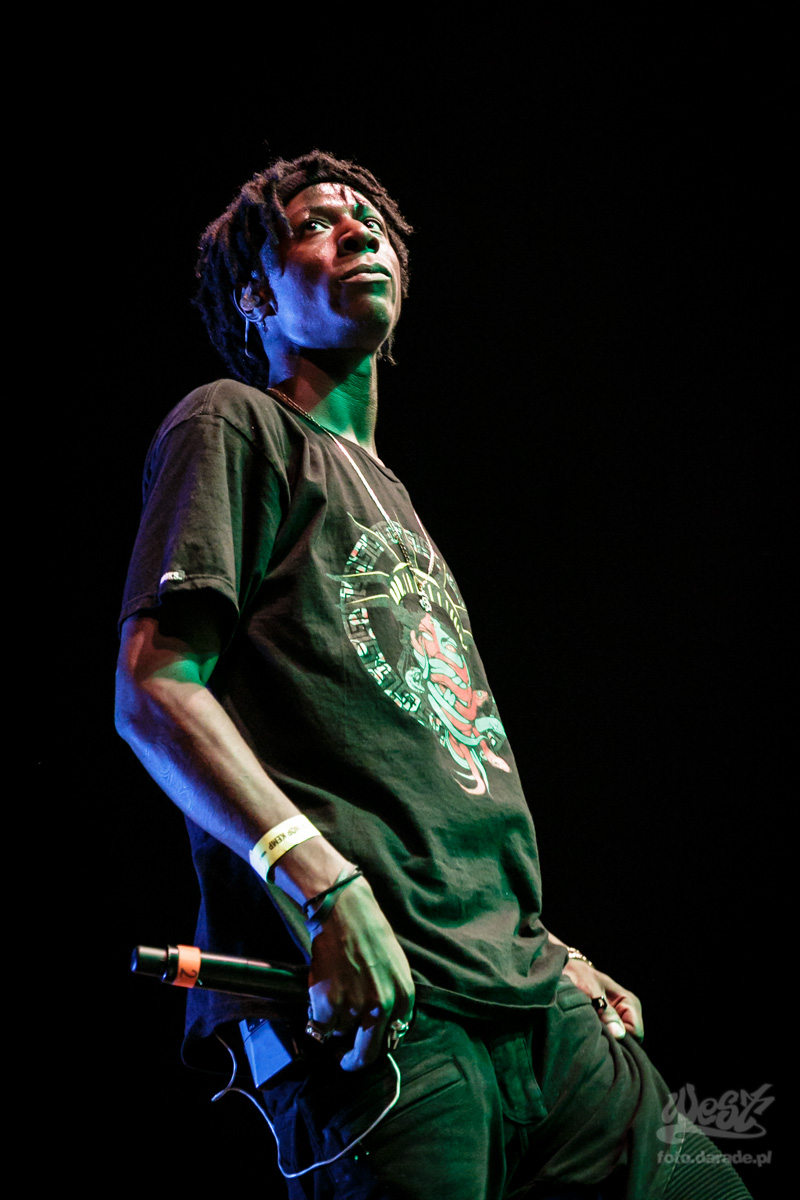 #09 Joey Badass, Hip Hop Kemp, 2015