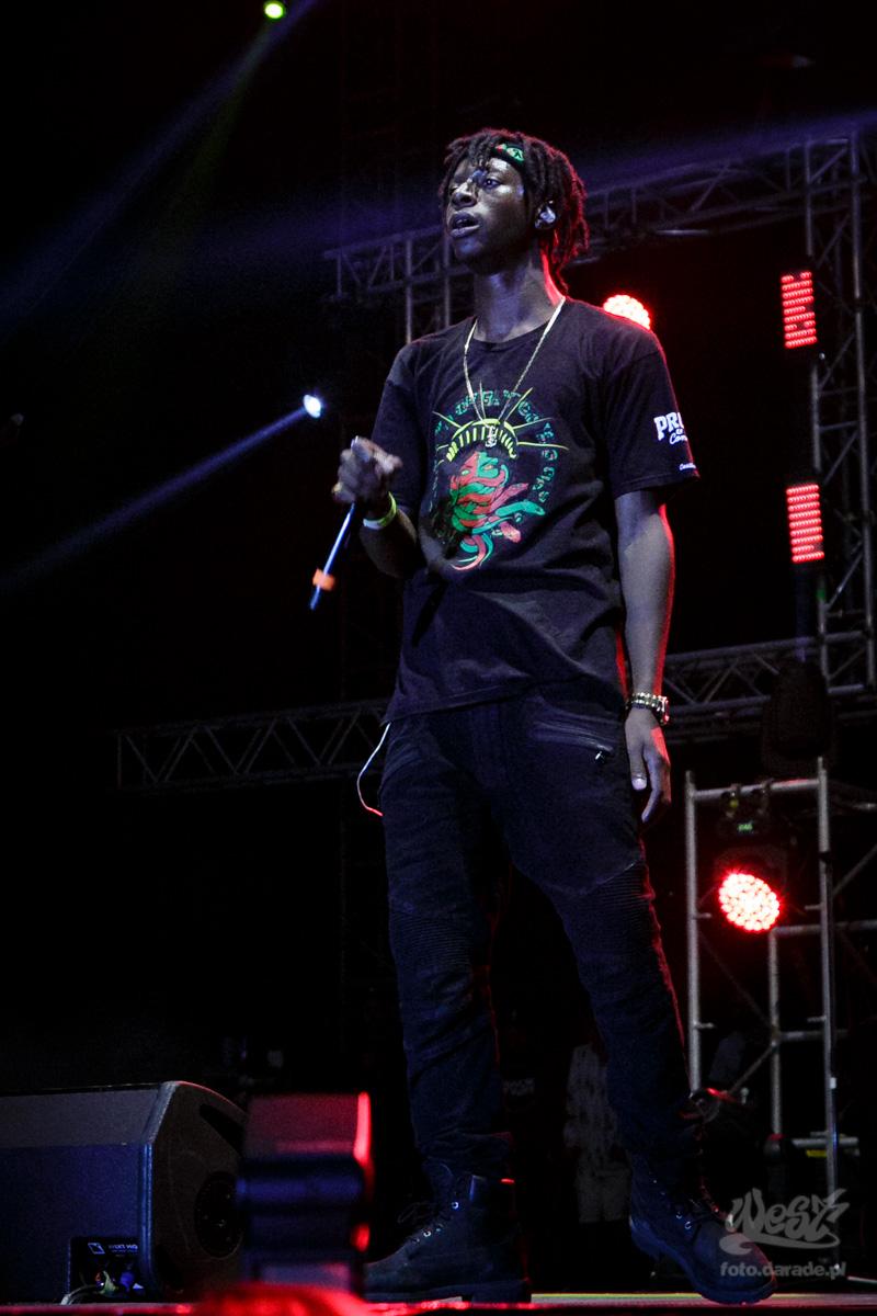 #12 Joey Badass, Hip Hop Kemp, 2015