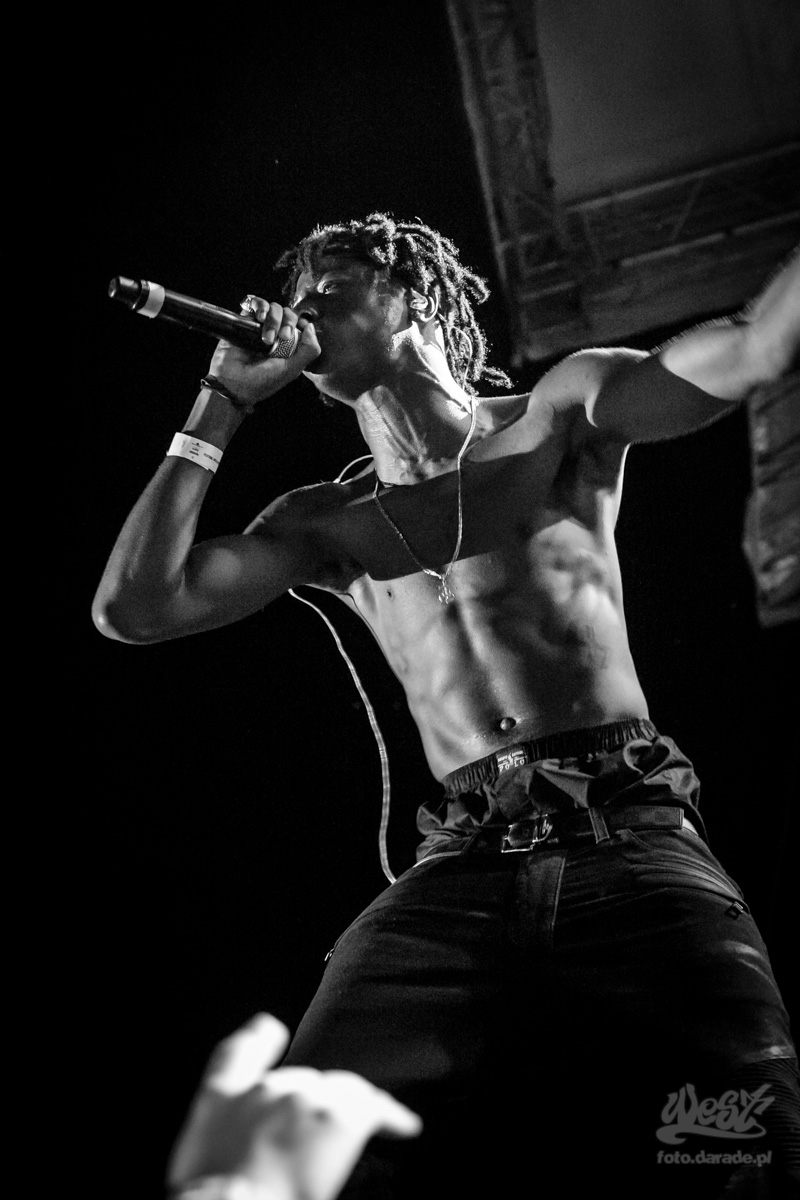 #14 Joey Badass, Hip Hop Kemp, 2015