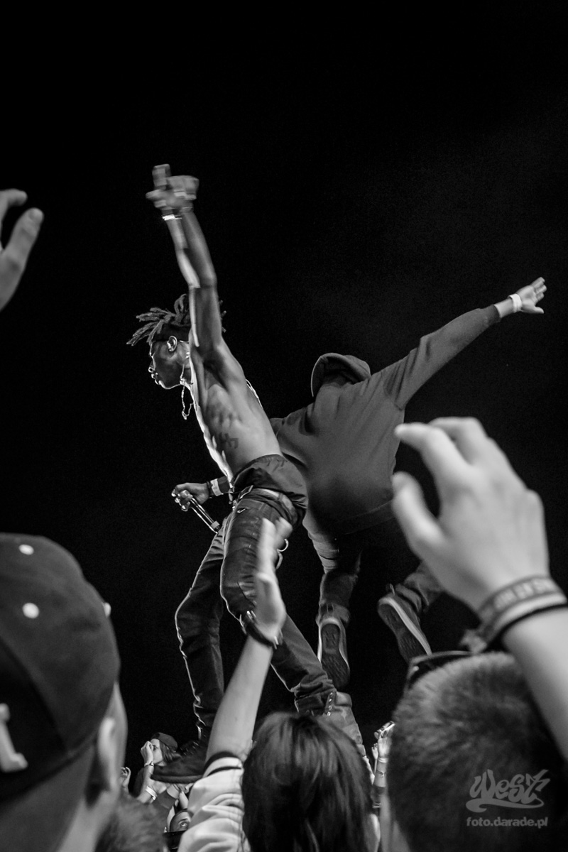 #19 Joey Badass, Hip Hop Kemp, 2015