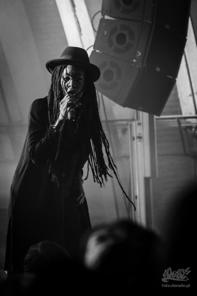 #01 Akua Naru x DIGFLO Band , Hip Hop Kemp, 2015