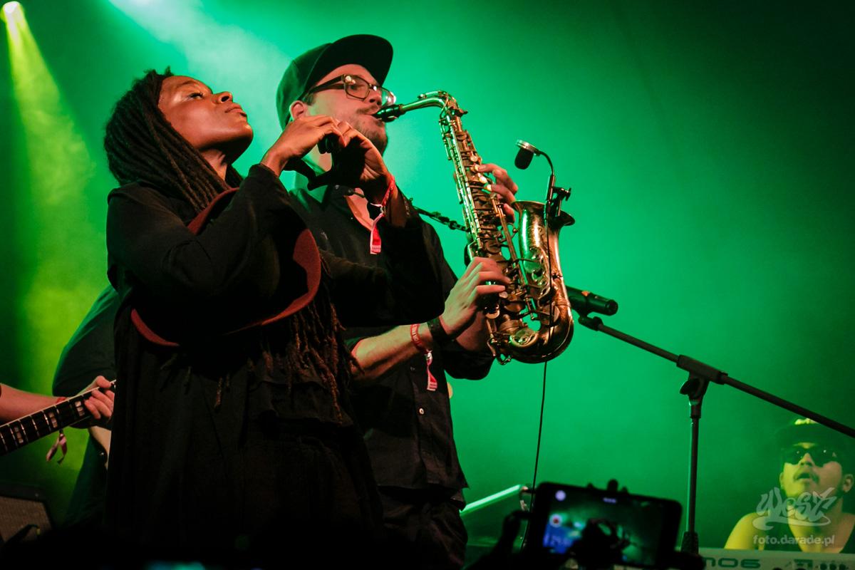 #14 Akua Naru x DIGFLO Band , Hip Hop Kemp, 2015
