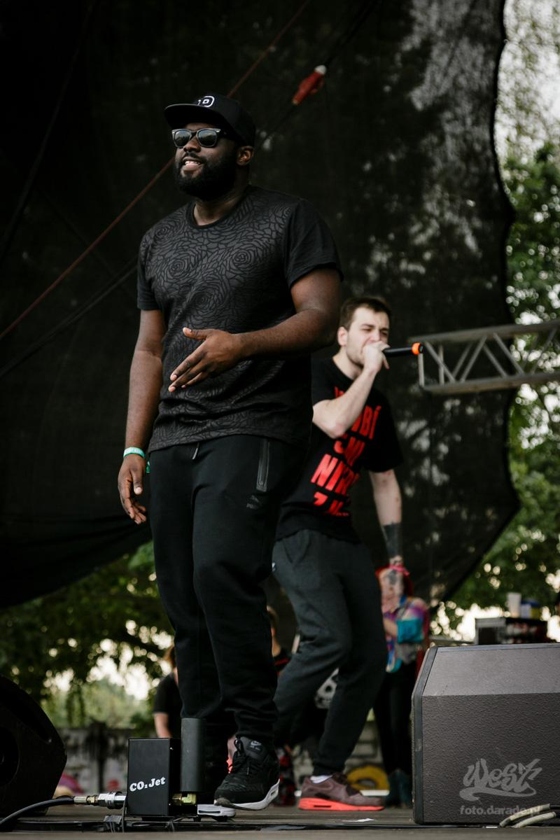 #05 P Money, Hip Hop Kemp, 2015