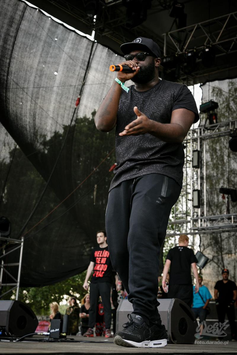 #06 P Money, Hip Hop Kemp, 2015