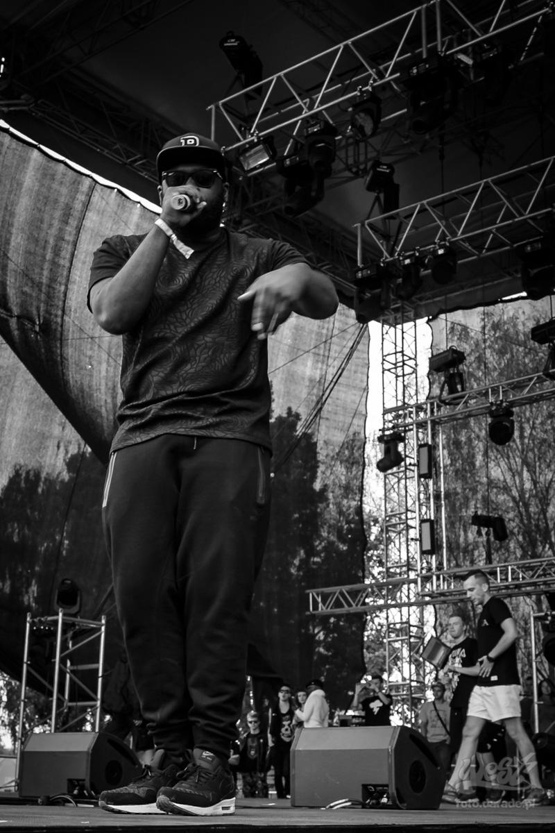 #07 Smack x P Money, Hip Hop Kemp, 2015
