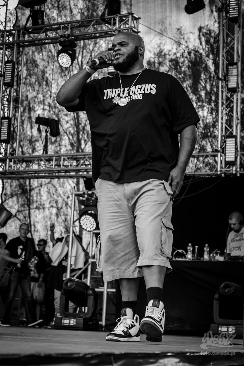 #03 Gang Starr Foundation – Big Shug, Hip Hop Kemp, 2015