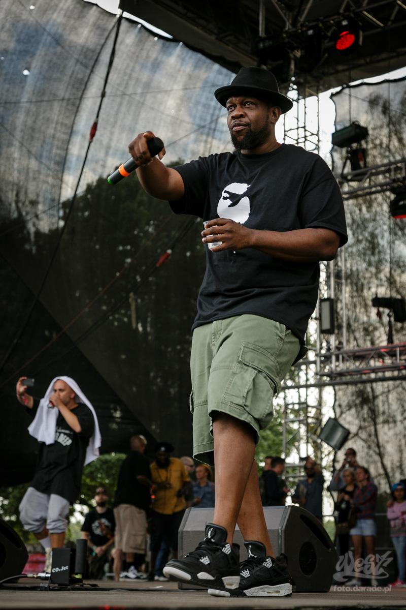 #04 Gang Starr Foundation – Jeru The Damaja, Hip Hop Kemp, 2015