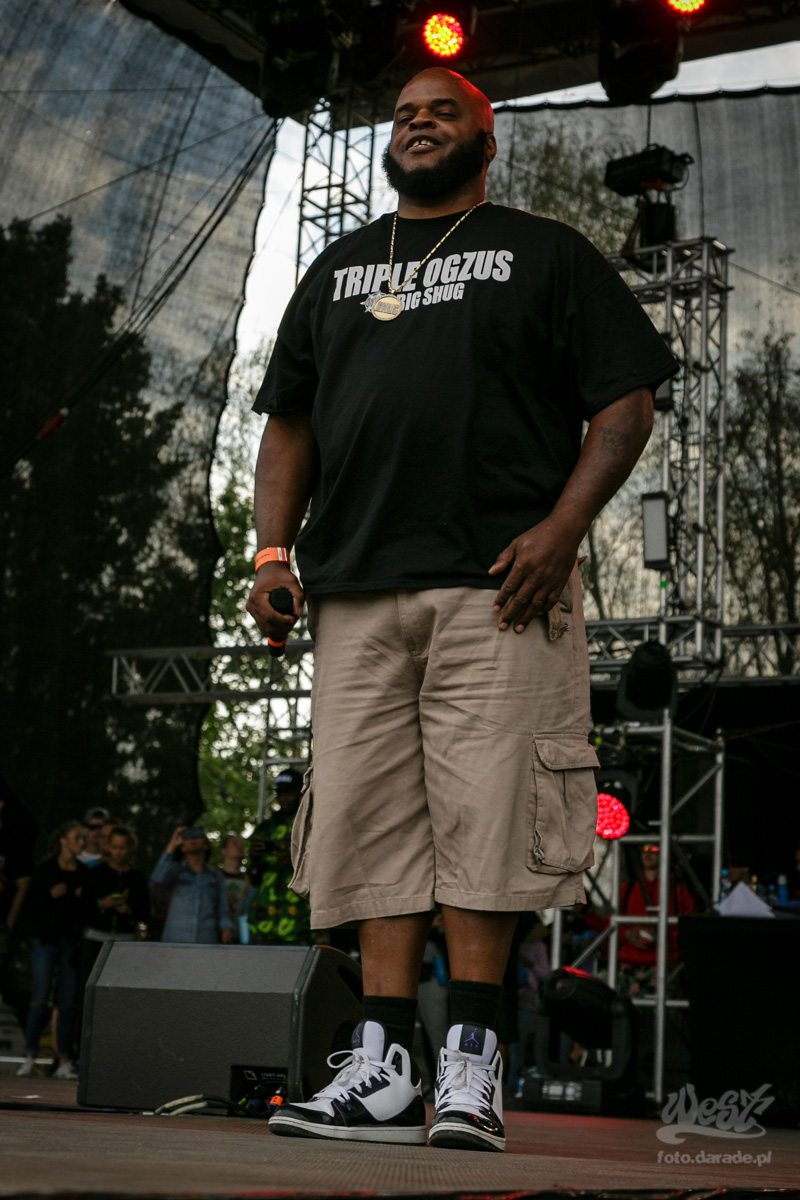 #05 Gang Starr Foundation – Big Shug, Hip Hop Kemp, 2015