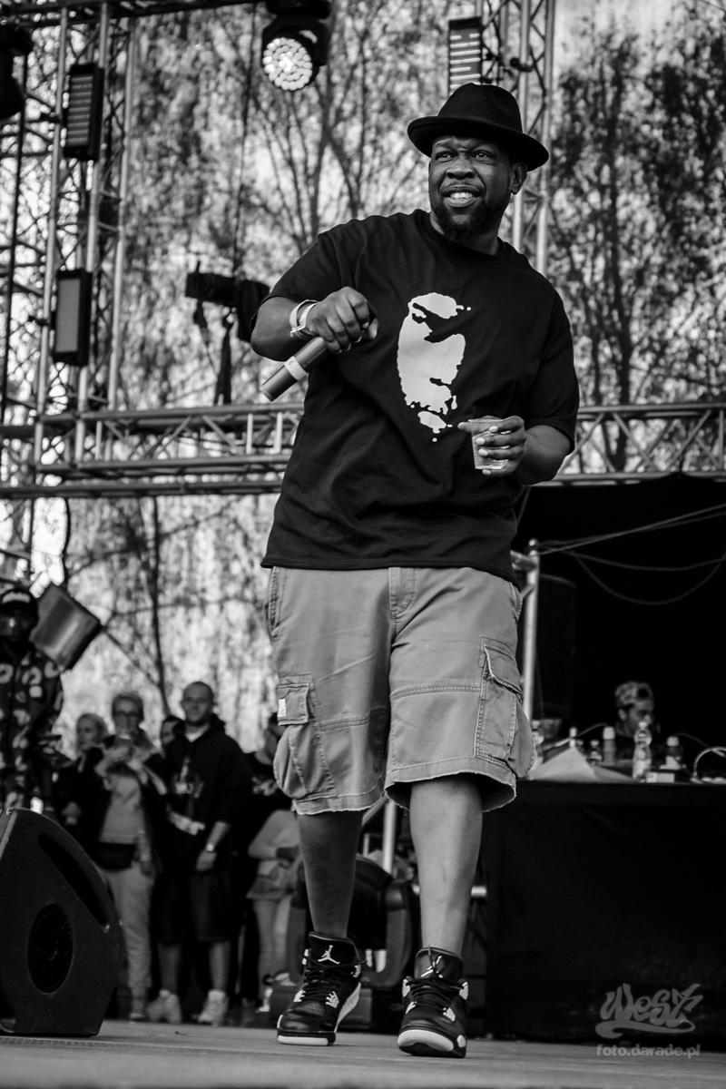 #06 Gang Starr Foundation – Jeru The Damaja, Hip Hop Kemp, 2015