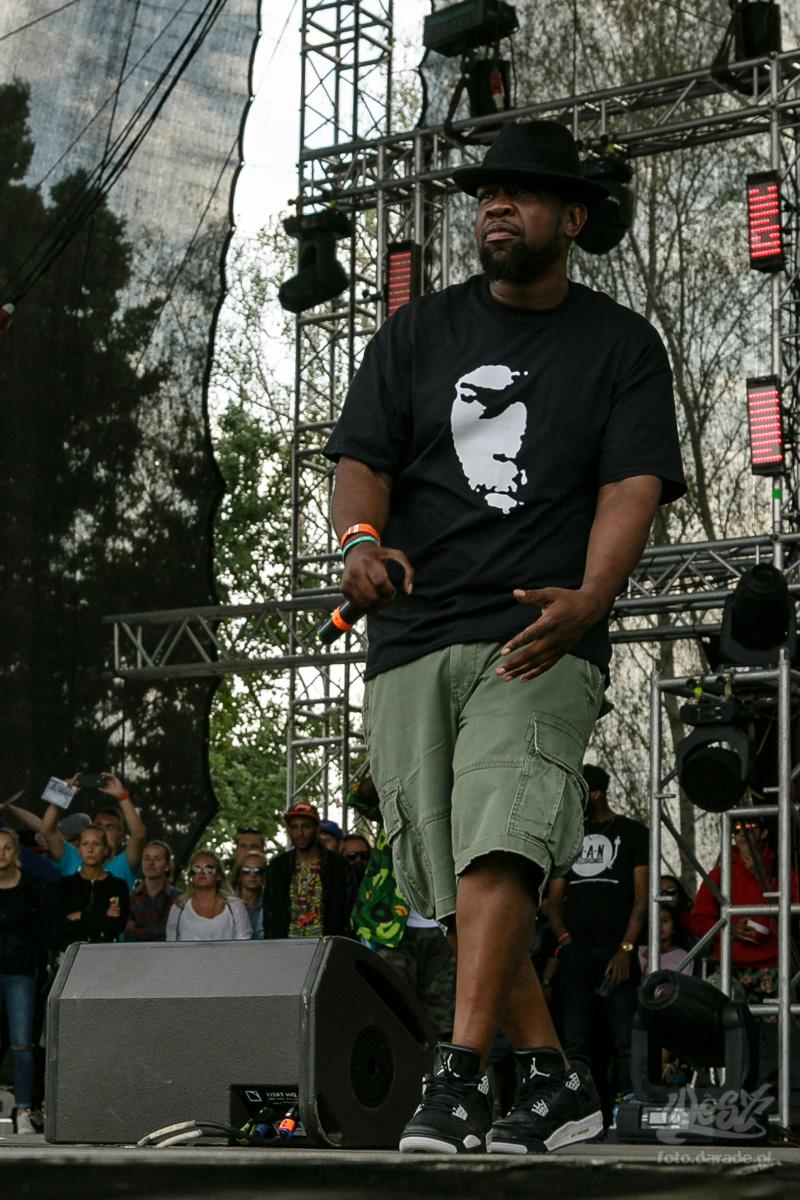 #10 Gang Starr Foundation – Jeru The Damaja, Hip Hop Kemp, 2015