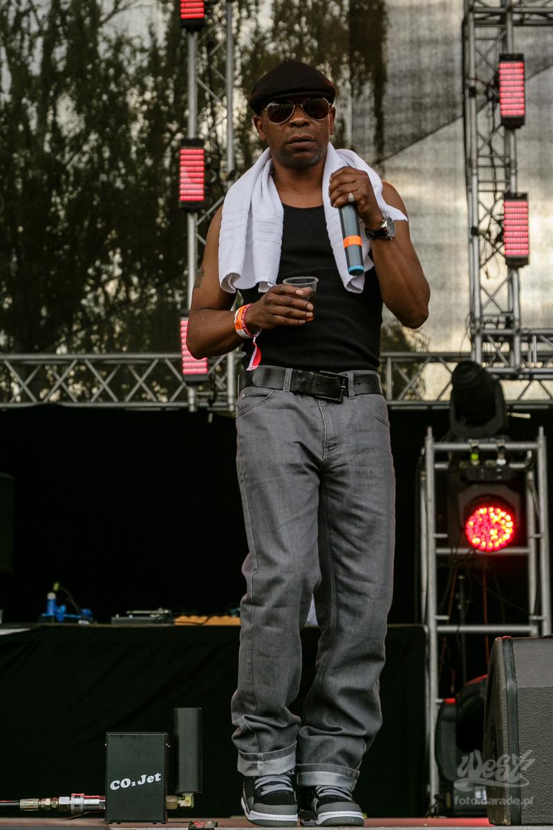 #11 Gang Starr Foundation – Lil Dap, Hip Hop Kemp, 2015