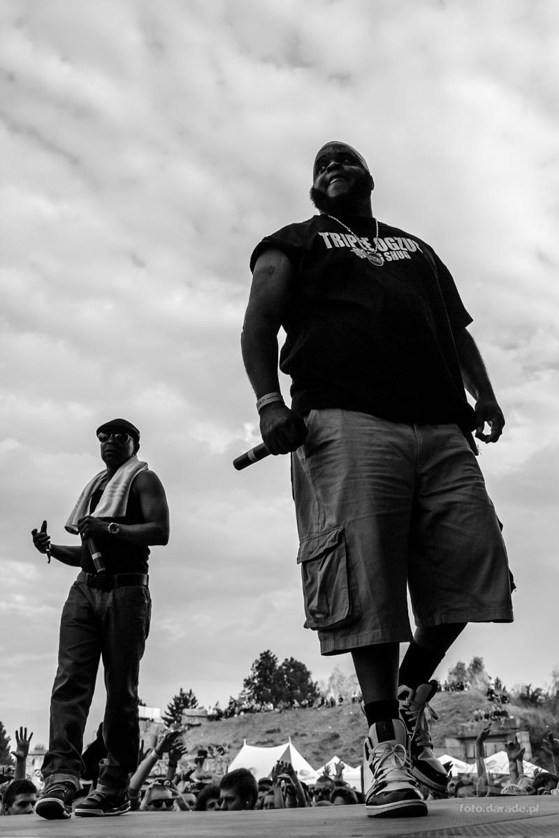 #12 Gang Starr Foundation – Lil Dap, Big Shug, Hip Hop Kemp, 2015