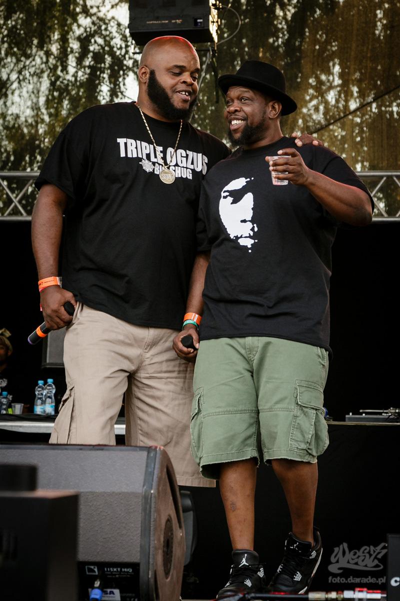 #17 Gang Starr Foundation – Big Shug, Jeru The Damaja, Hip Hop Kemp, 2015