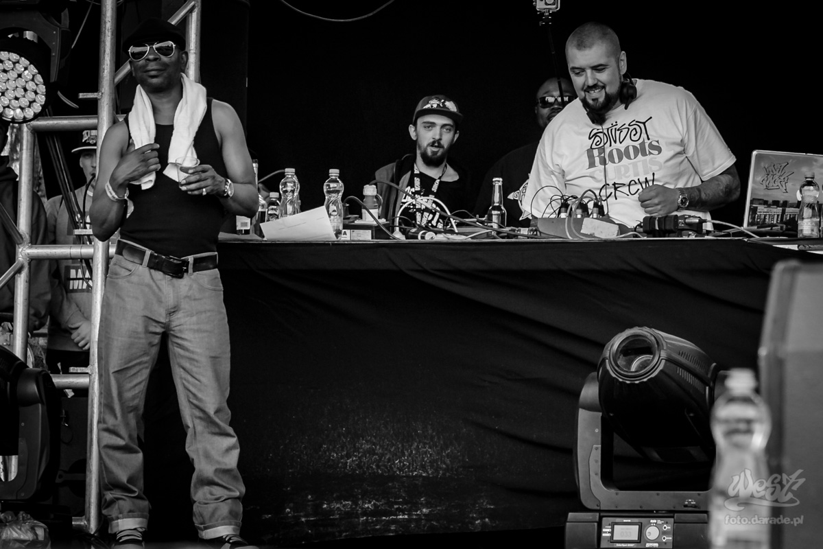 #19 Gang Starr Foundation – Lil Dap x DJ Goce SAF, Hip Hop Kemp, 2015