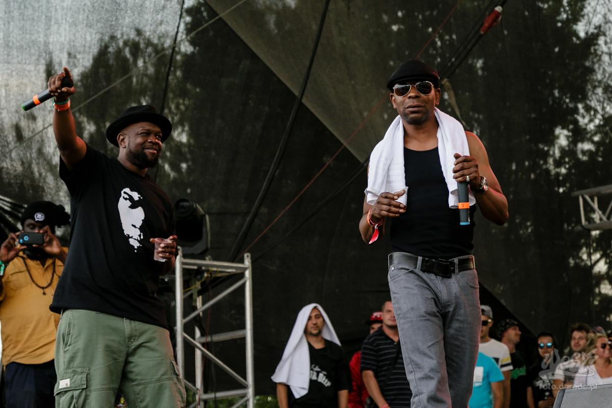 #20 Gang Starr Foundation – Lil Dap, Jeru The Damaja, Hip Hop Kemp, 2015