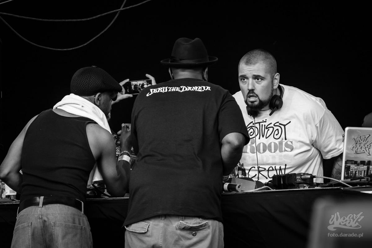 #22 Gang Starr Foundation – Lil Dap, Jeru The Damaja x DJ Goce SAF, Hip Hop Kemp, 2015