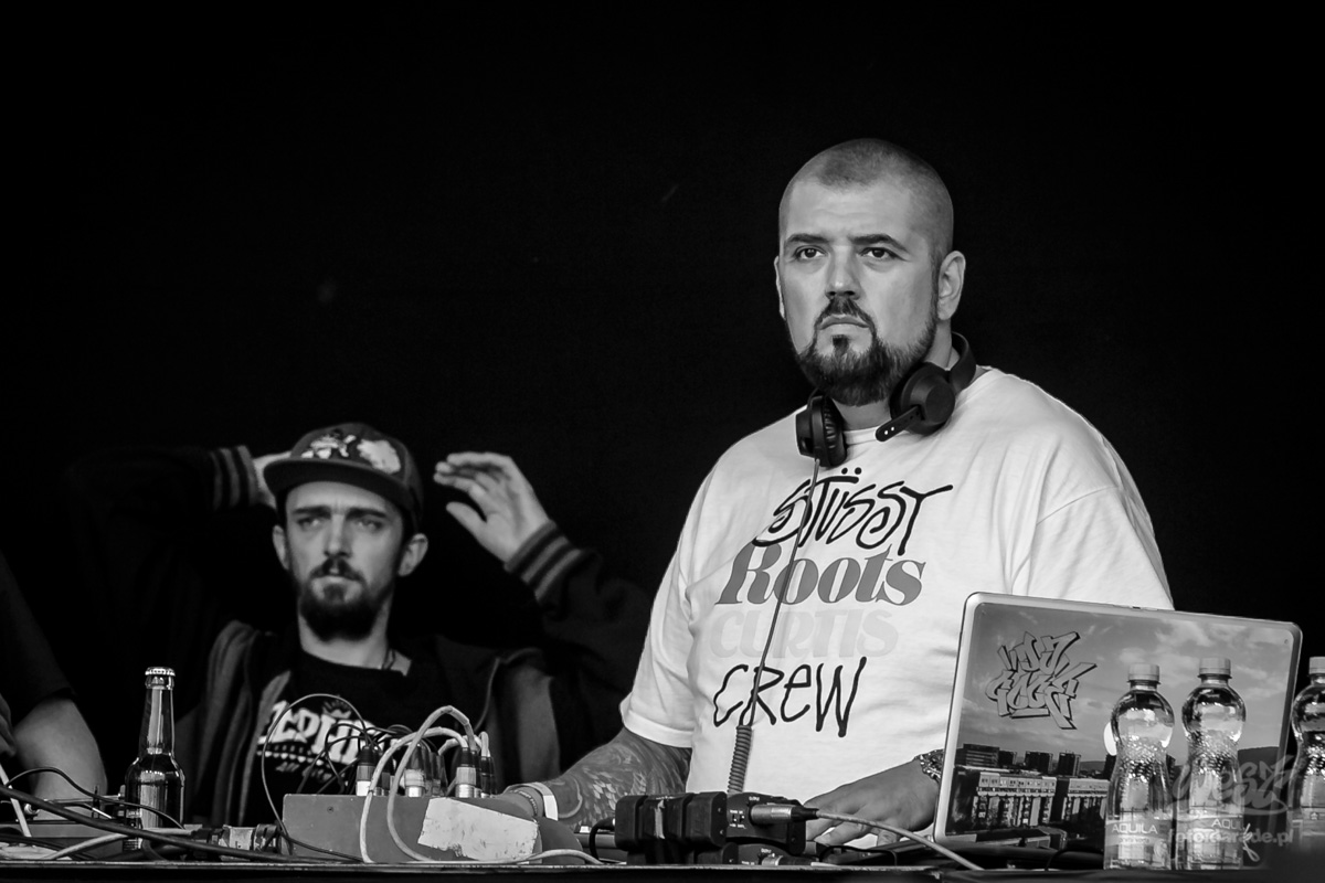 #24 Gang Starr Foundation – DJ Goce SAF, Hip Hop Kemp, 2015