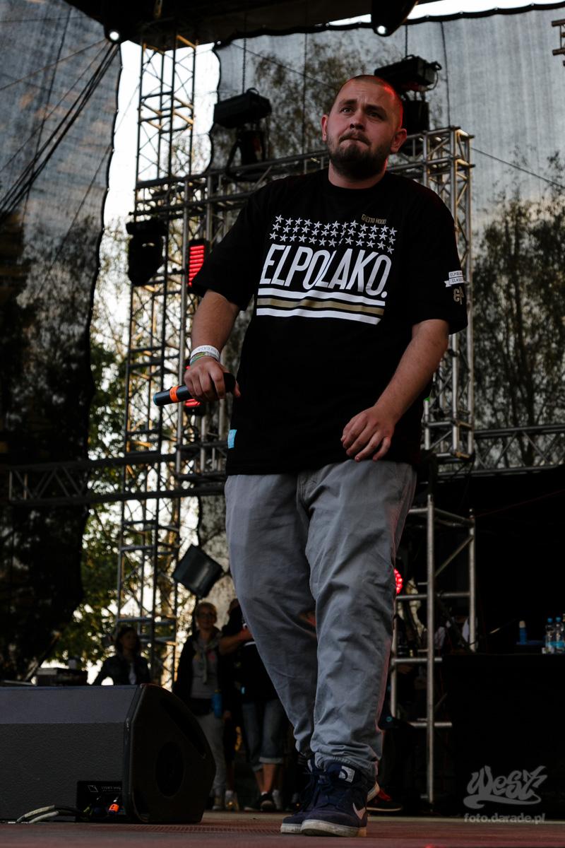 #02 Mielzky, Hip Hop Kemp, 2015