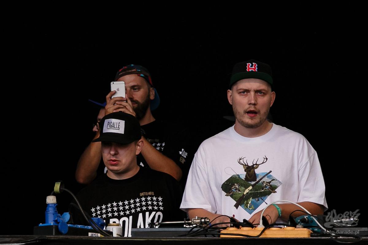 #03 DJ Chwiał The Returners, Hip Hop Kemp, 2015