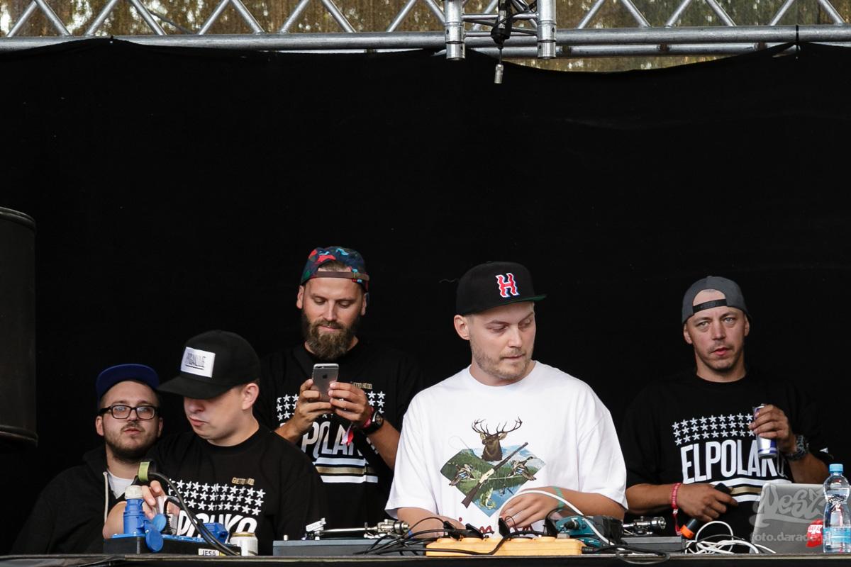 #04 DJ Chwiał x Rafi, Hip Hop Kemp, 2015