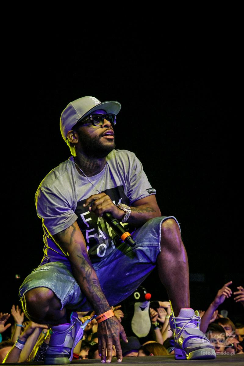 #10 PRhyme – Royce Da 5'9″, Hip Hop Kemp, 2015
