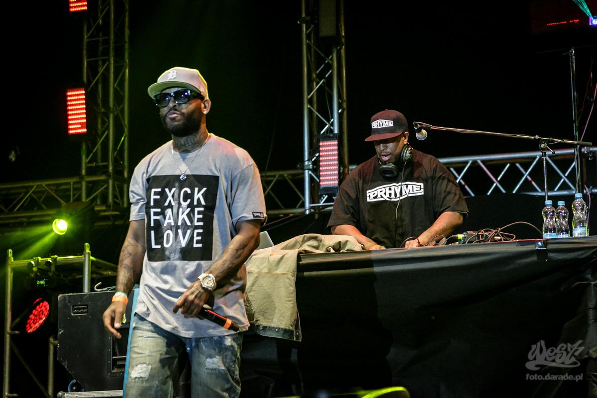 #13 PRhyme – DJ Premier x Royce Da 5'9″, Hip Hop Kemp, 2015