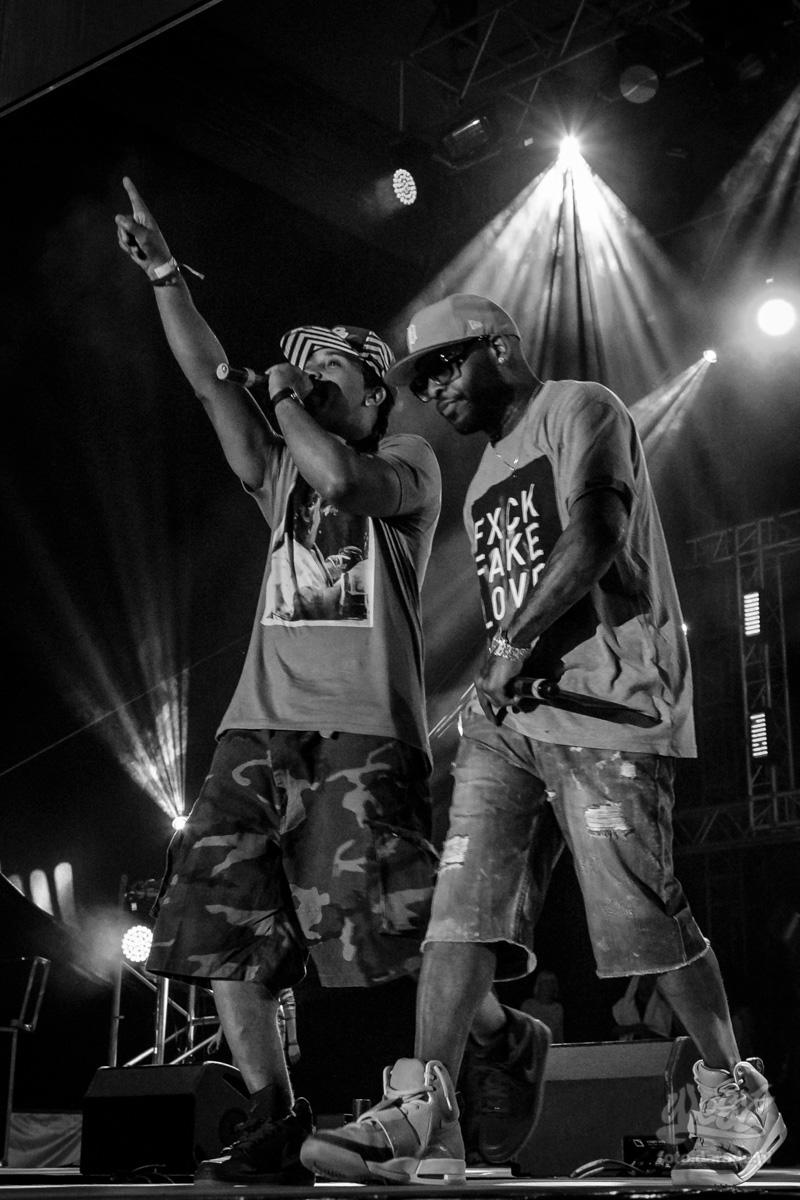 #14 PRhyme – Royce Da 5'9″ x Kid Vishis, Hip Hop Kemp, 2015