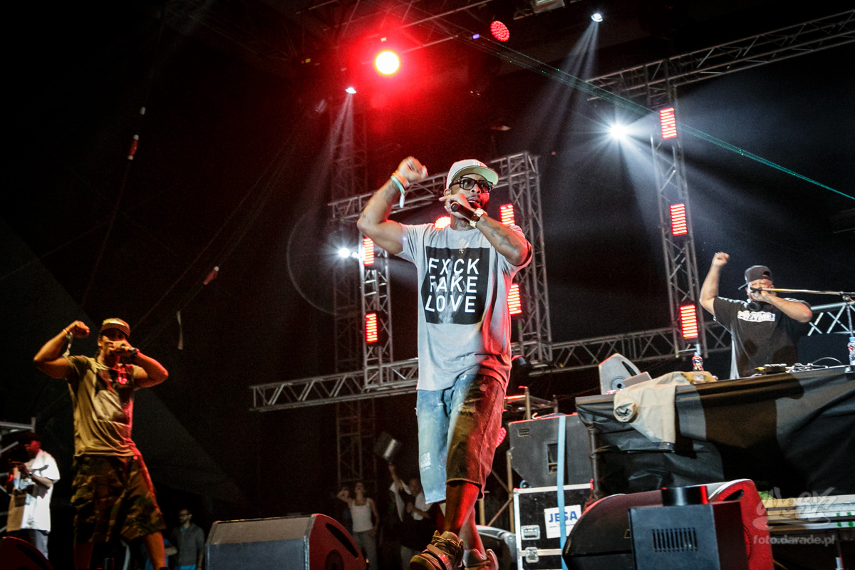 #16 PRhyme – DJ Premier x Royce Da 5'9″ x Kid Vishis, Hip Hop Kemp, 2015