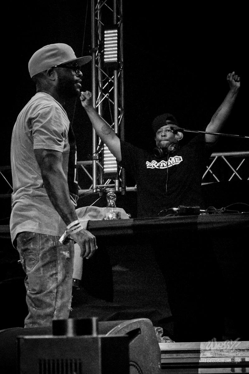 #17 PRhyme – DJ Premier x Royce Da 5'9″, Hip Hop Kemp, 2015