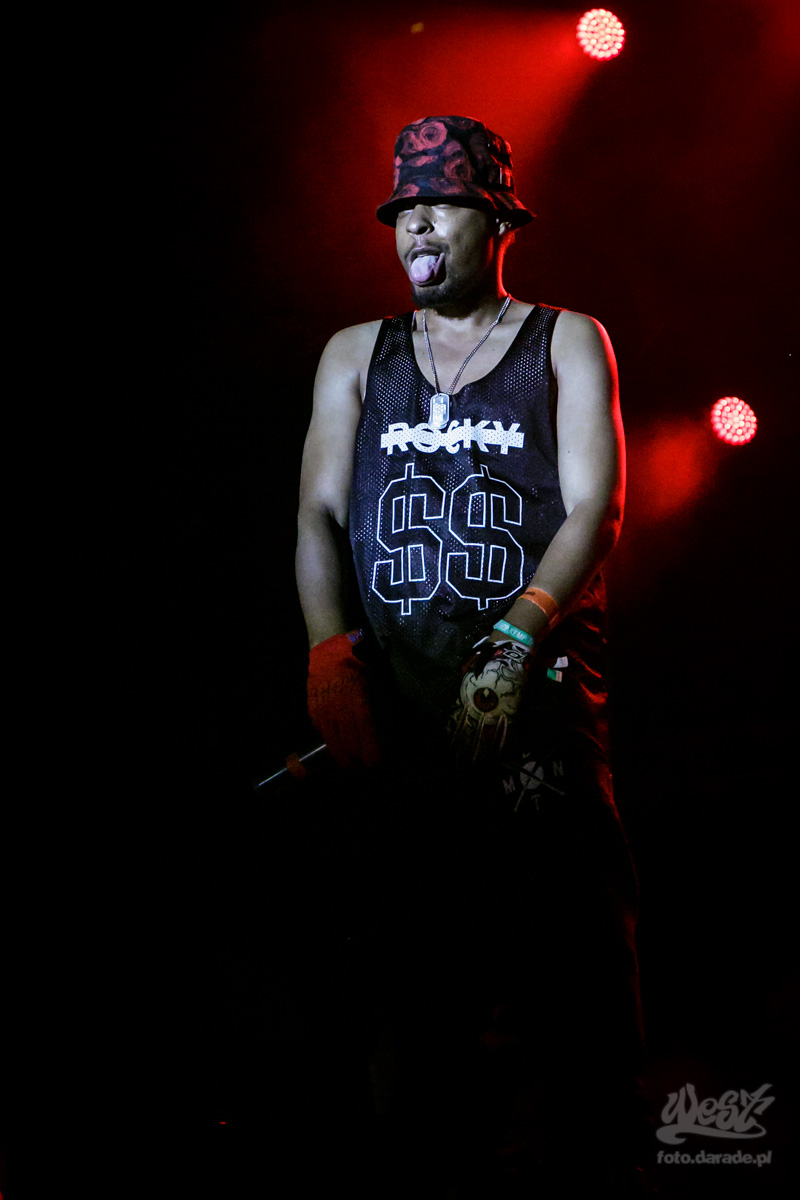 #08 Dope D.O.D. – JayReaper, Hip Hop Kemp, 2015