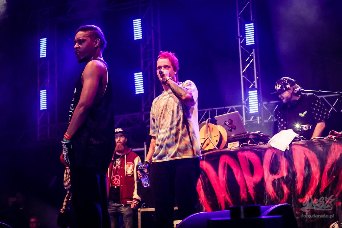 #13 Dope D.O.D. – Skits Vicious x JayReaper x Dr. Diggles, Hip Hop Kemp, 2015