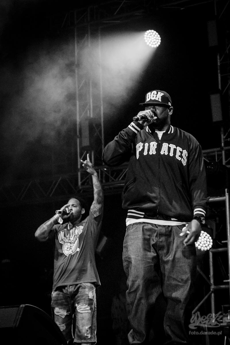 #01 Ghostface Killah x Solomon Childs, Hip Hop Kemp, 2015