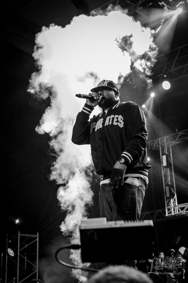 #11 Ghostface Killah, Hip Hop Kemp, 2015