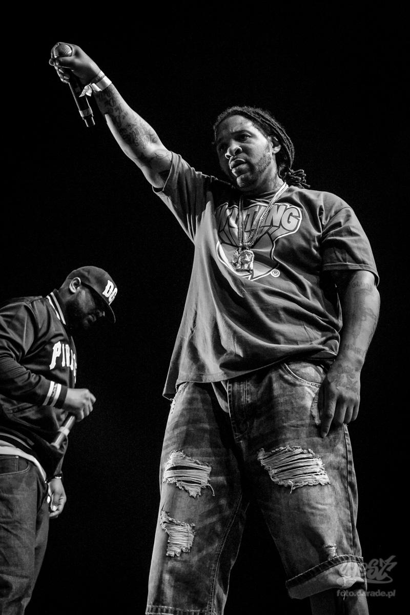 #20 Ghostface Killah x Solomon Childs, Hip Hop Kemp, 2015