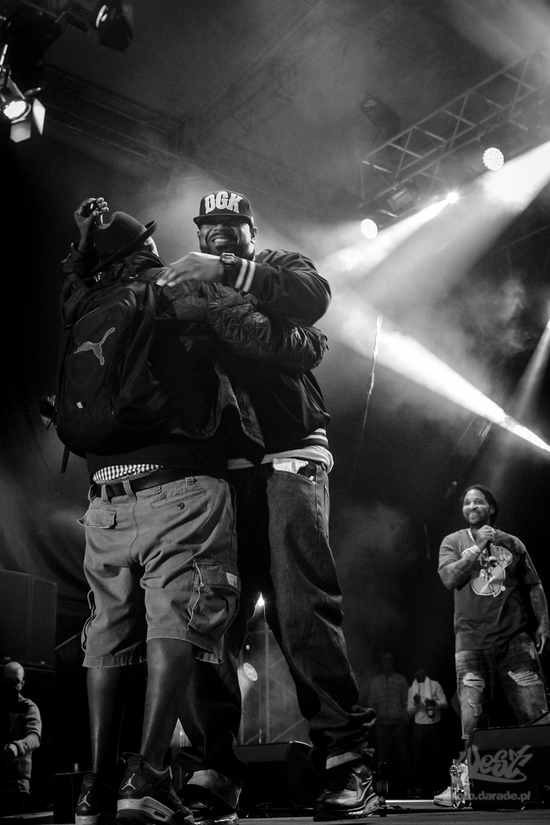 #21 Ghostface Killah x Jeru The Damaja x Solomon Childs, Hip Hop Kemp, 2015