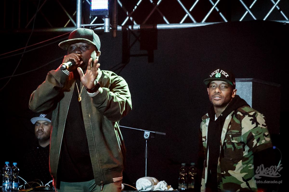 #09 Mobb Deep – Havoc x Prodigy, Hip Hop Kemp, 2015