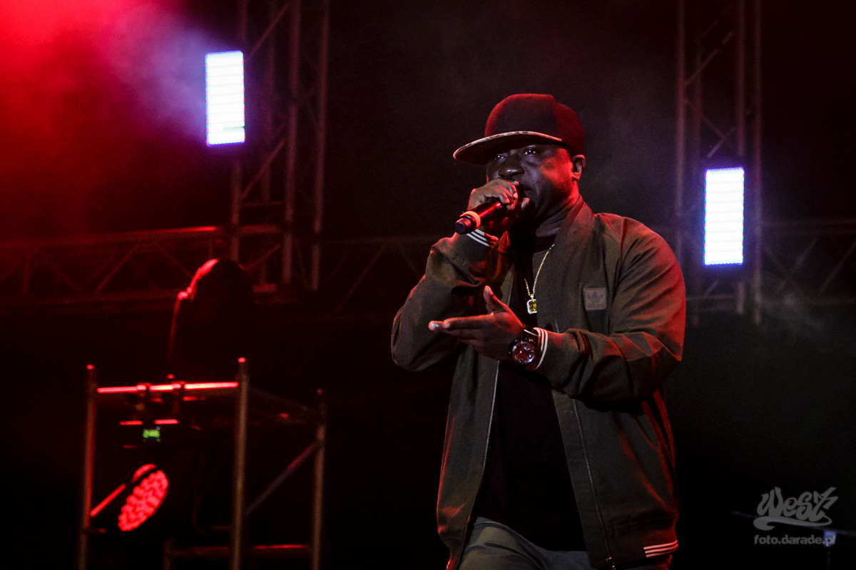 #10 Mobb Deep – Havoc, Hip Hop Kemp, 2015