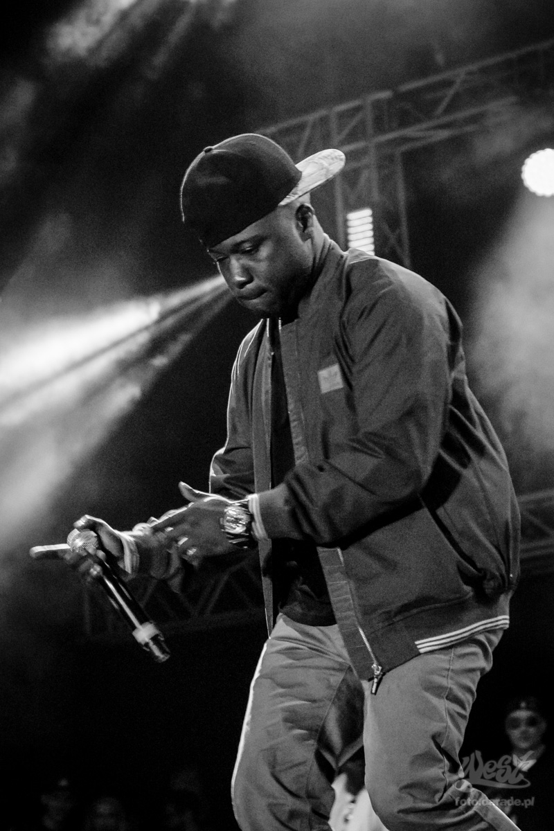 #15 Mobb Deep – Havoc, Hip Hop Kemp, 2015